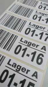 Go to the serial number generator for barcodes...
